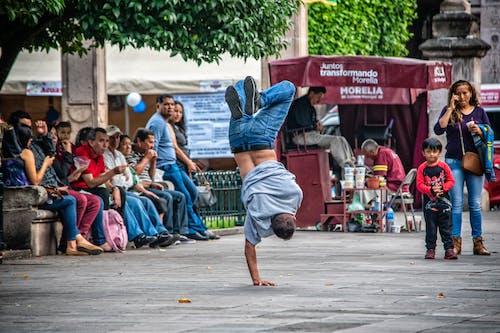 광장, 남자, 댄스, 멋진의 무료 스톡 사진