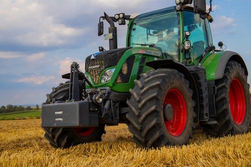 乡村住宅, 农业机械, 國家, 小麥 的 免费素材照片
