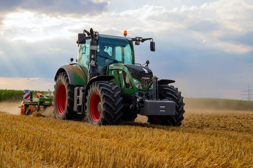 açık hava, alan, arazi, buğday içeren Ücretsiz stok fotoğraf