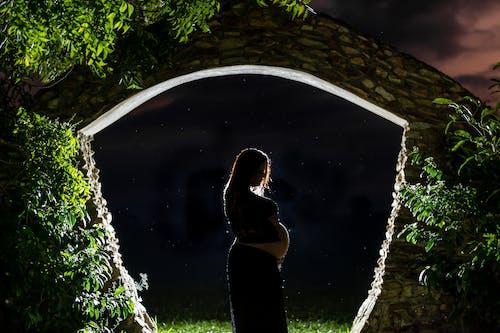 Kostnadsfri bild av bakgrundsbelysning, billjus, broms ljus, gravid