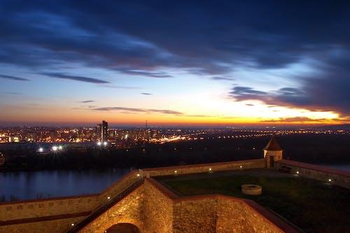 Free stock photo of bratislava, city sky, night city