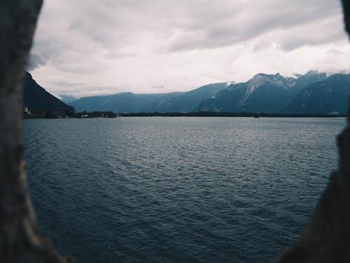 คลังภาพถ่ายฟรี ของ ทะเล, ทะเลสาป, ทะเลสีคราม, น้ำนิ่ง