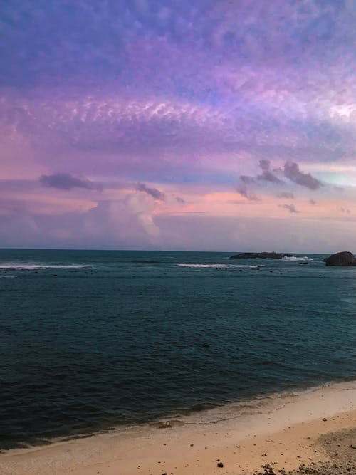 Fotos de stock gratuitas de arena, azul, cielo, galle