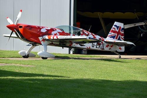 Foto profissional grátis de acrobático, aeronave