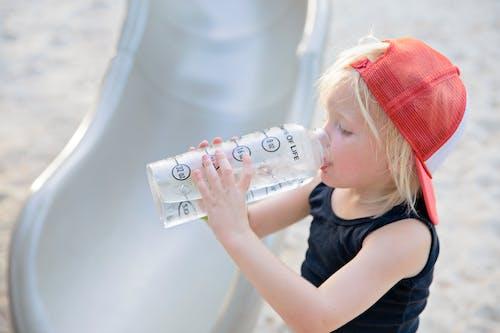 คลังภาพถ่ายฟรี ของ การดื่ม, ขวดน้ำ, ความชุ่มชื้น, น้ำ