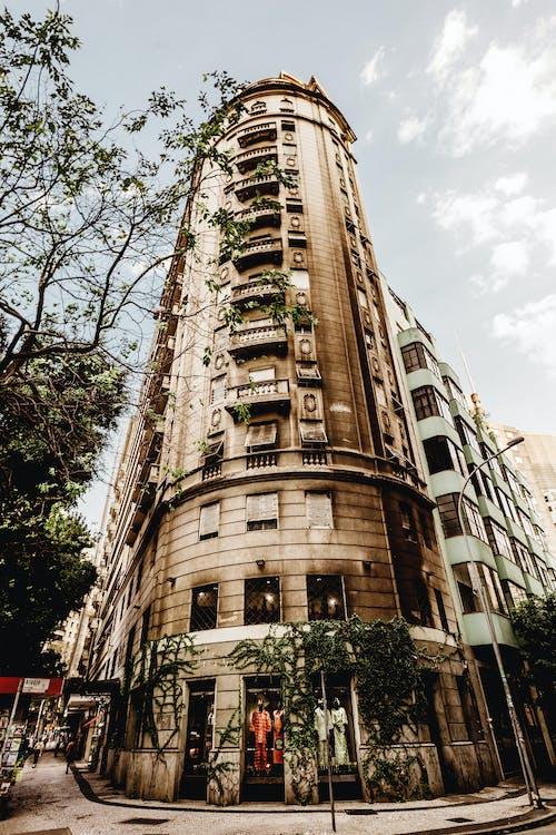açık hava, bakış açısı, bina