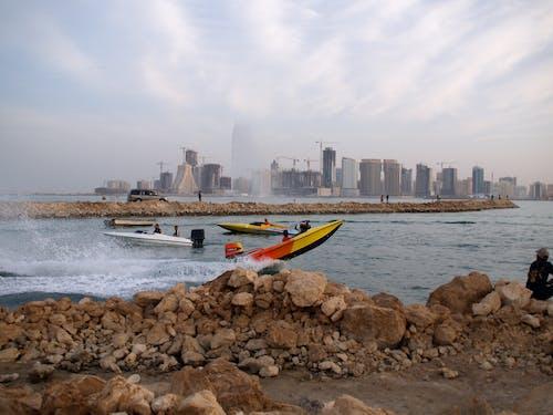 Imagine de stoc gratuită din apă, bahrain, cursa cu barca, golful persic
