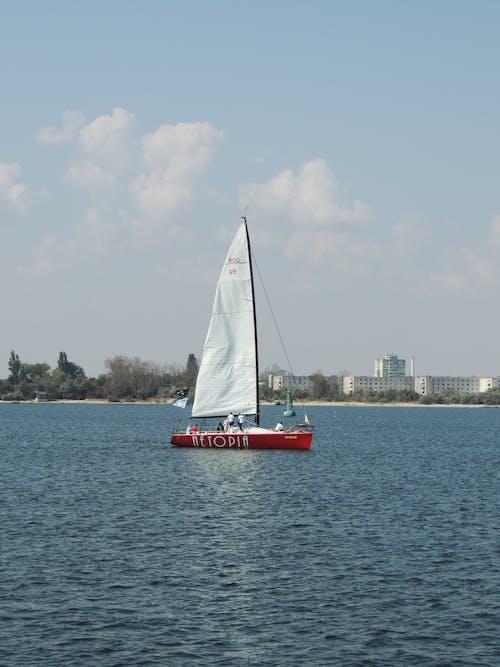 Gratis arkivbilde med båt, blå sjø, foto, fotografi