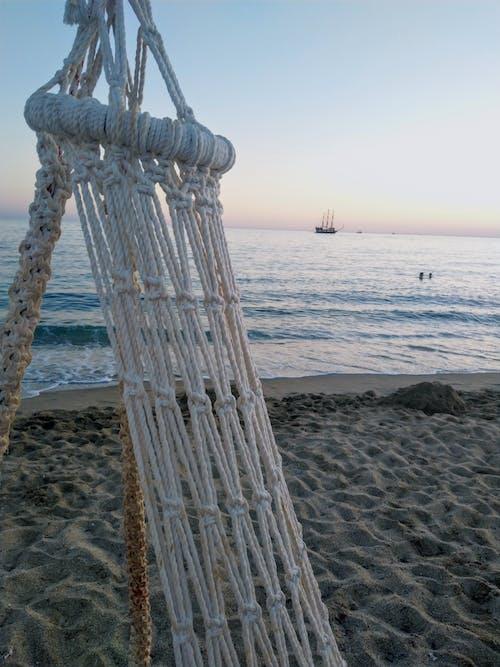 Základová fotografie zdarma na téma člun, pláž, silvestr