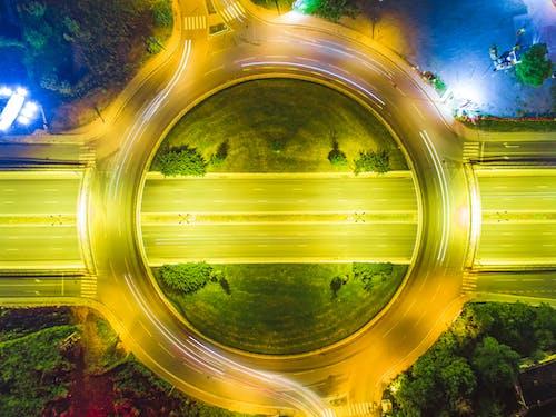 Fotobanka sbezplatnými fotkami na tému architektúra, asfalt, autostráda, cesty