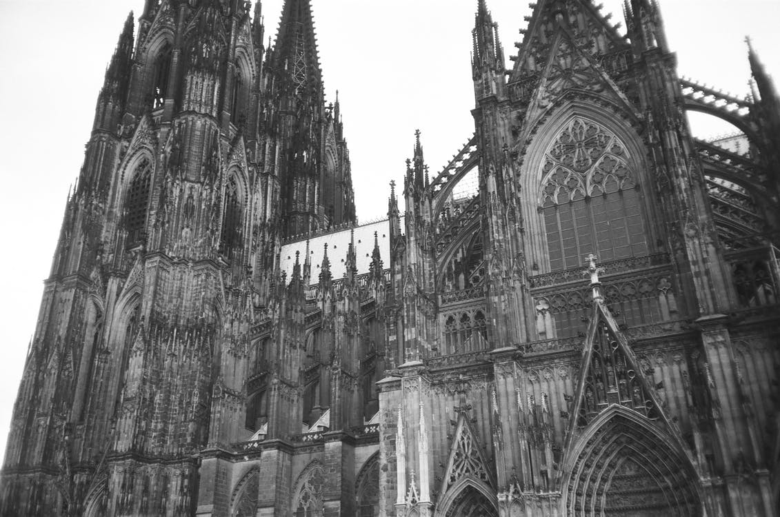 Gothic Style Cathedral