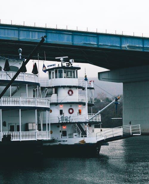 Immagine gratuita di acqua, barca, barca a motore, barca da pesca