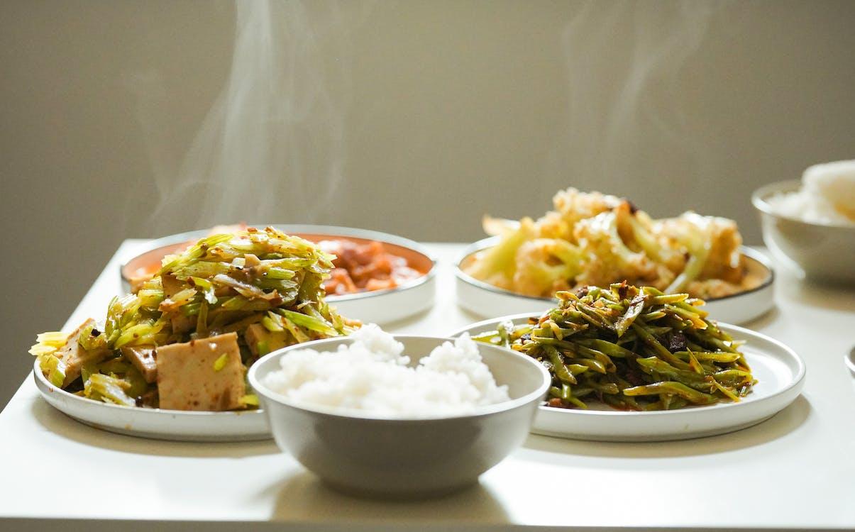 ẩm thực, bàn, bát