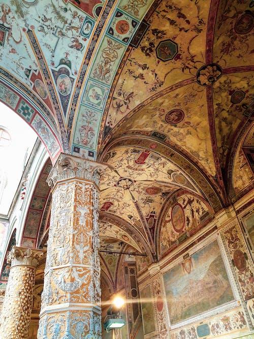 Základová fotografie zdarma na téma cestování fotografie, cíl cesty, palazzo vecchio, piazza della signoria