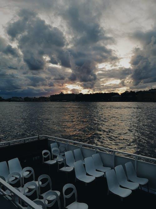 Photos gratuites de ciel coucher de soleil