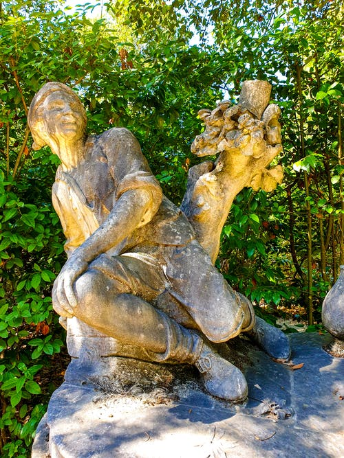 Základová fotografie zdarma na téma boboli garden, cestování fotografie, cíl cesty, socha