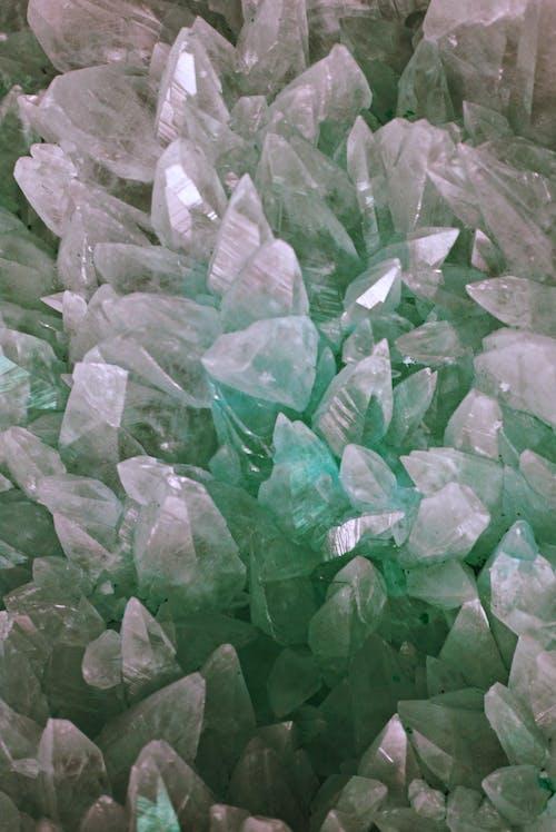 Bunch of Quartz Crystal