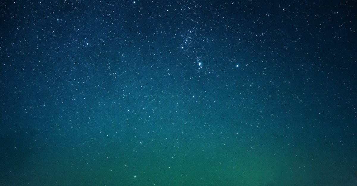 Stars in night sky free stock photo - Images night sky and stars ...