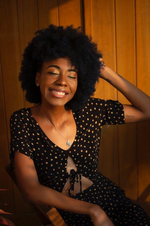 afro, afro păr, bijuterie