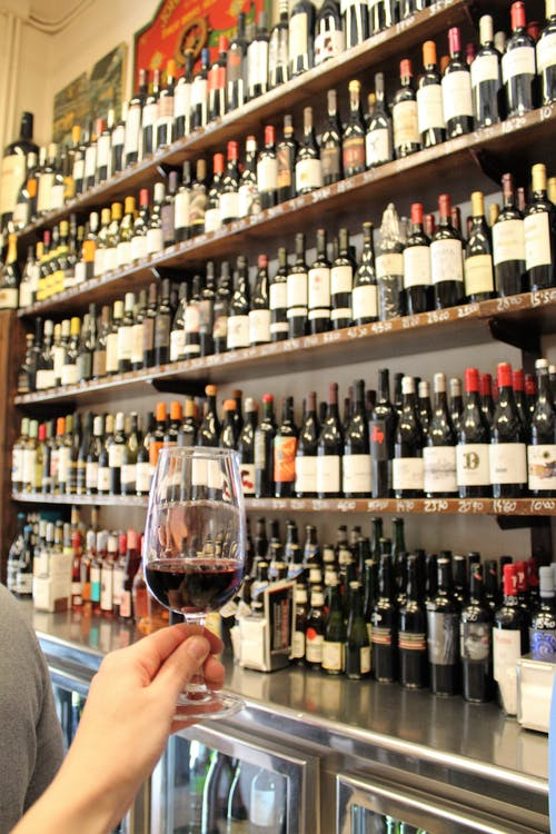 Free stock photo of red wine, wine bar, wine glass