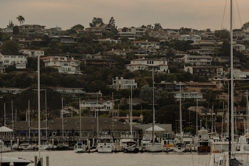 Fotobanka sbezplatnými fotkami na tému člny, more, plavidlá, súkromný prístav