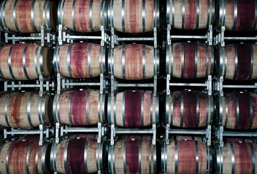 Free stock photo of background, barrel, wine