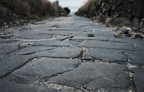 Free stock photo of ancient, Israel, road, ruins