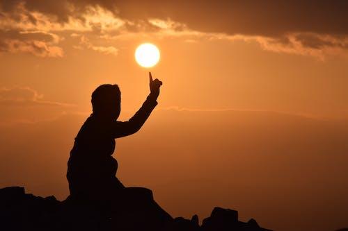 Ảnh lưu trữ miễn phí về mặt trời buổi sáng, người châu Á