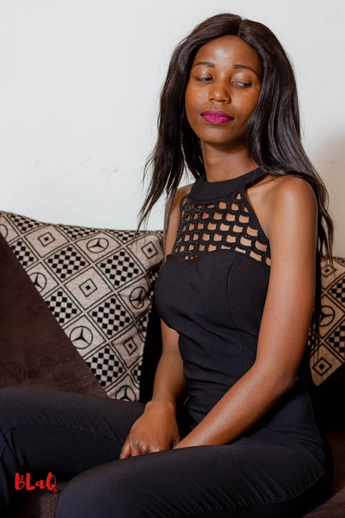 kadın manken, siyah kadın modeli, siyah model içeren Ücretsiz stok fotoğraf
