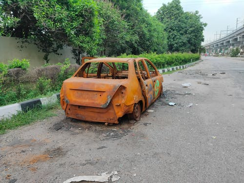 Free stock photo of car, delhi
