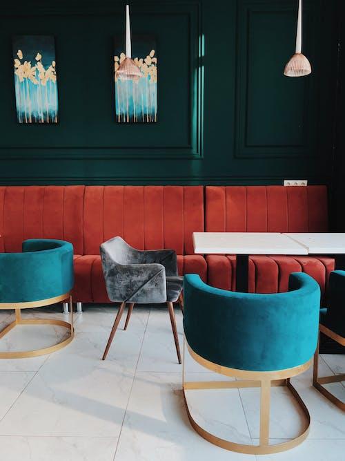 室內, 室內設計, 家具, 房間 的 免费素材照片