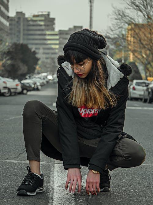 Foto d'estoc gratuïta de Adobe Photoshop, carrer, cotxe, foto