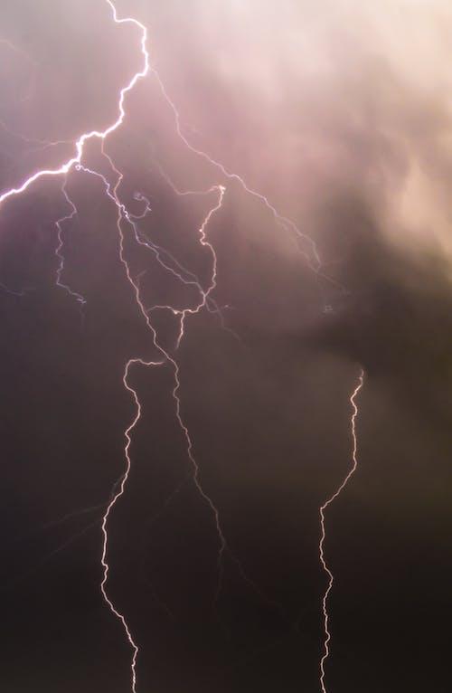 Бесплатное стоковое фото с буря, гроза, гром, длинная экспозиция