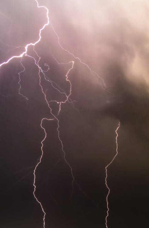 Foto stok gratis alam, angin ribut, angin topan, awan