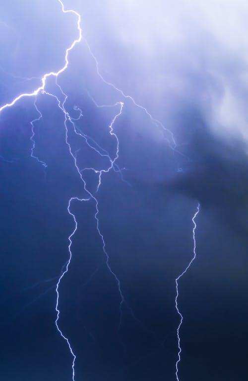 Бесплатное стоковое фото с буря, гроза, гром, живописный