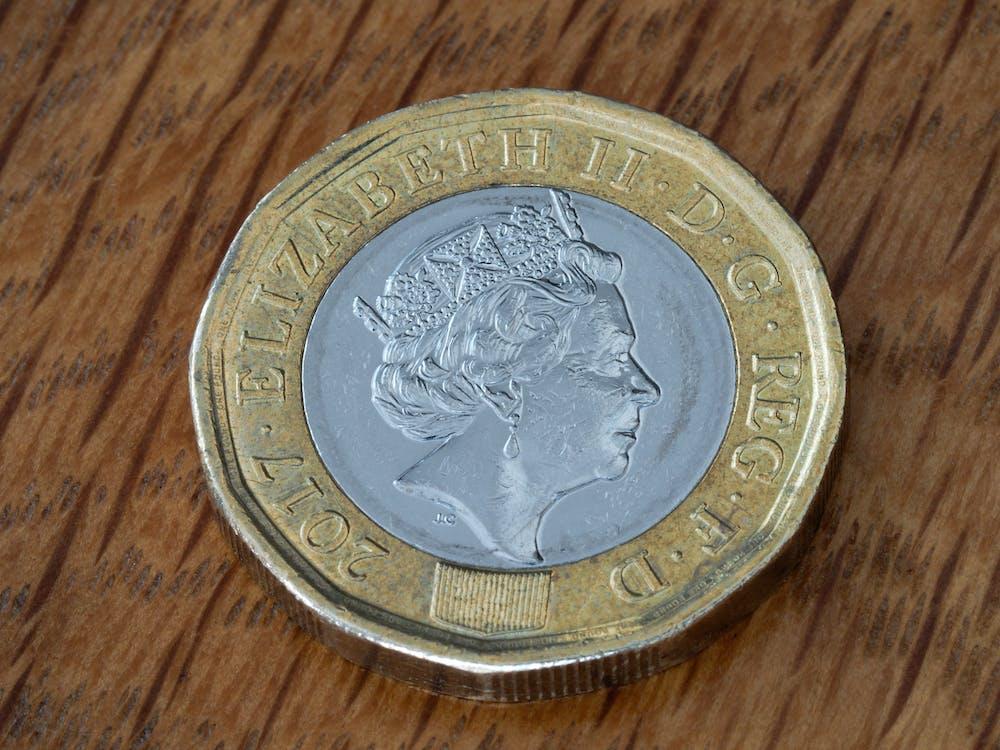 mynt, närbild, numismatik
