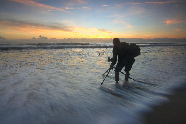 beach, boat, camera
