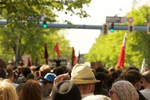 Free stock photo of demonstration, politics, protest, socialism