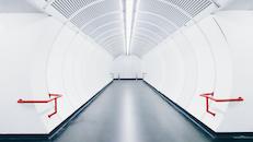 light, tunnel, architecture