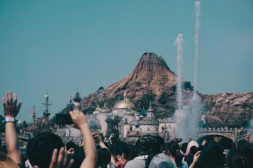 Kostnadsfri bild av berg, byggnad, ceremoni, dagsljus
