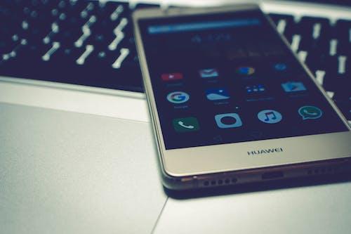 Smartphone Huawei Blanco