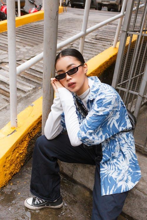 Бесплатное стоковое фото с portraitswithapop, pursuitofportraits, азиатская модель, азиатский