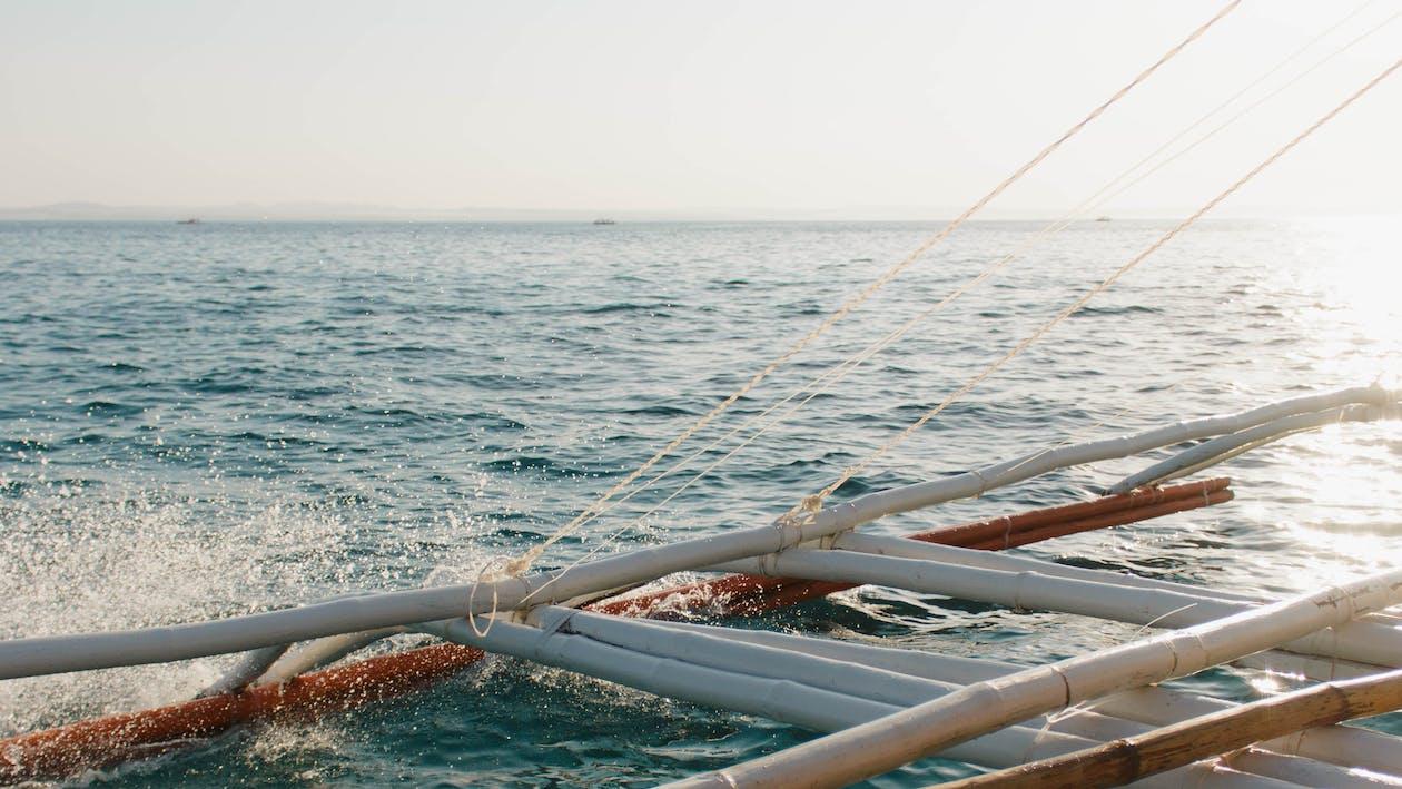 acqua, barca, barca a vela