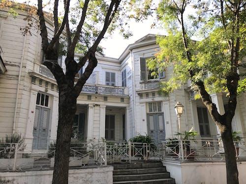 Fotobanka sbezplatnými fotkami na tému biela, dom, klasický, starý dom