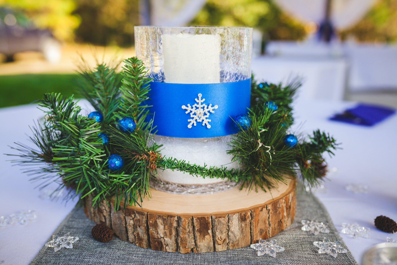 Free stock photo of wood, blue, white, christmas