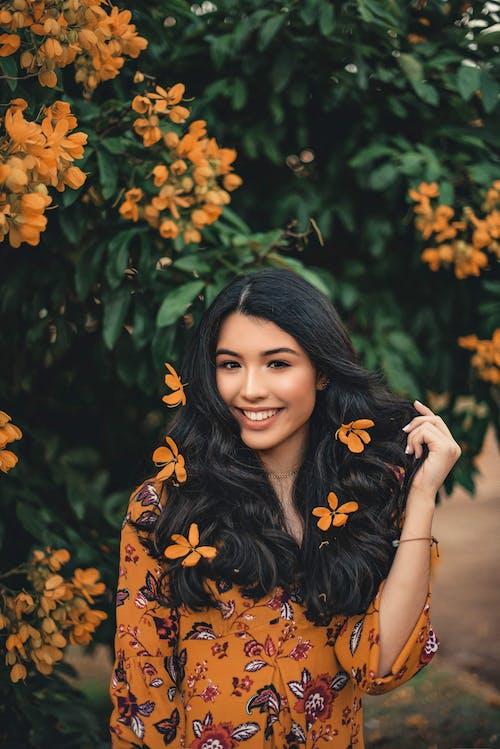 Kostnadsfri bild av ansikte, ansiktsuttryck, asiatisk kvinna, asiatisk tjej