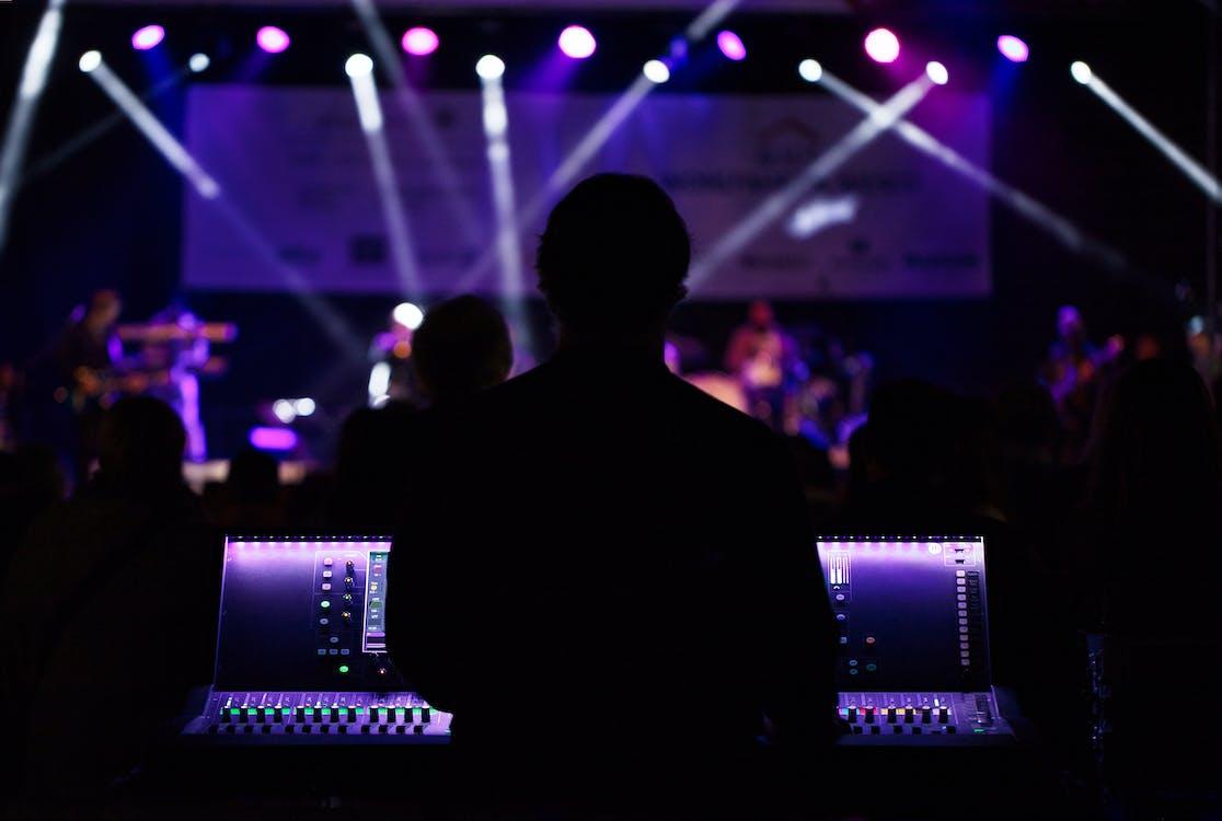 audio inženýrství, audio zařízení, digitální
