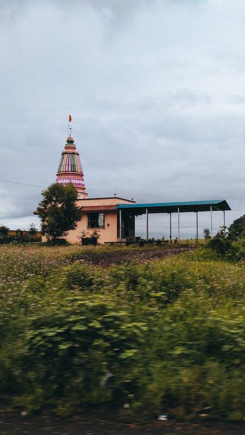 Kostenloses Stock Foto zu hindu-tempel, schönheit in der natur