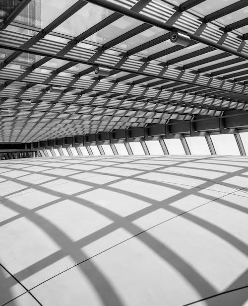 Kostenloses Stock Foto zu architektur, architekturdesign, außen, decke
