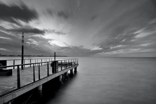 Základová fotografie zdarma na téma mraky, přímořská krajina